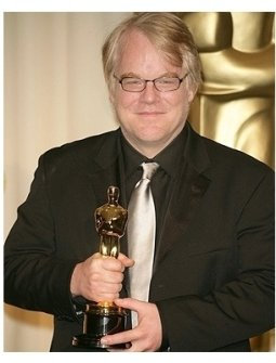 78th Annual Academy Awards Press Room Photos:  Philip Seymour Hoffman