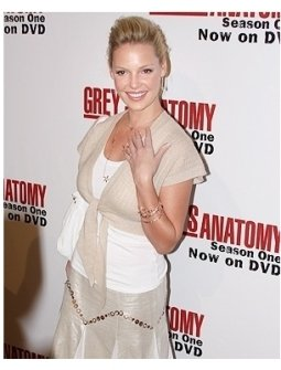 Greys Anatomy DVD Release Party: Katherine Heigl