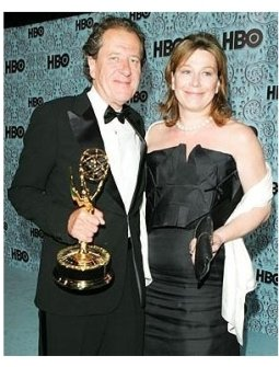 The 57th Annual Emmy Awards – HBO After Party Photos:  Geoffrey Rush