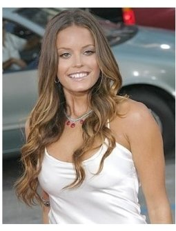 The Dukes of Hazzard Premiere: Jacqui Maxwell