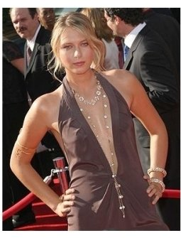 2005 ESPY Awards: Maria Sharapova
