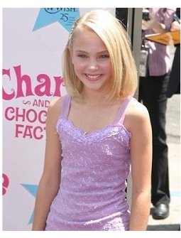 Charlie and the Chocolate Factory Premiere: Annasophia Robb