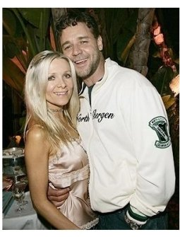 Gigi Grazer's 'Starter Wife' Book Party Photos: Danielle Spencer and Russell Crowe