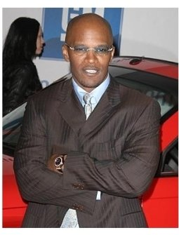 Ten/GM RC: Jaime Foxx