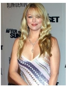 Charlotte Ross at the After the Sunset Premiere