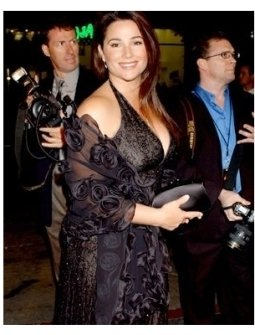 Keely Shaye Smith at the After the Sunset Premiere