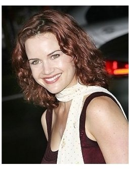 Carla Gugino at the Friday Night Lights Premiere