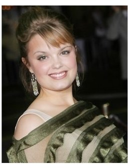 Kimberly J. Brown at the Sky Captain and the World of Tomorrow Premiere
