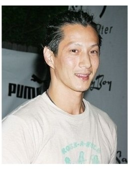 Will Yun Lee at the Puma Bodywear Launch Party