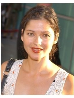 "Jill Hennessy at the ""Catwoman"" premiere"