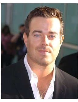 """Carson Daly at the """"Catwoman"""" premiere"""
