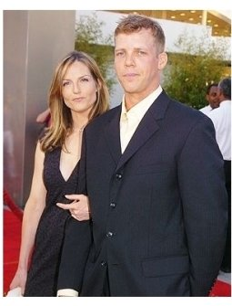 """Tim Griffin and wife at """"The Bourne Supremacy"""" Premiere"""