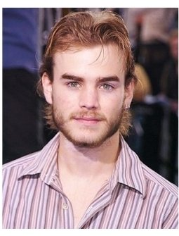 "David Gallagher at the ""I, Robot"" Premiere"