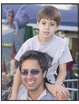 "Ray Romano at the ""Shrek 2"" Premiere"