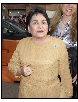 """Carmen Salinas at the """"Man on Fire"""" Premiere"""