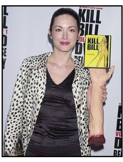 """Julie Dreyfus at the """"Kill Bill Vol. 1"""" DVD Release Party"""