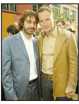 "Jordi Molla and Patrick Wilson at ""The Alamo"" Premiere"