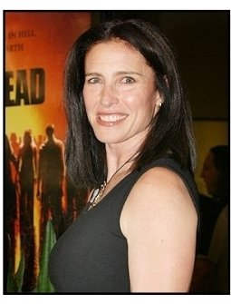 "Mimi Rogers at ""Dawn of the Dead"" Premiere"