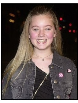 """Madelyn Sweeten at the """"Welcome to Mooseport"""" Premiere"""