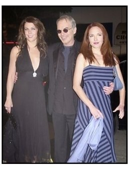 "Lauren Graham, Billy Bob Thornton, and Amy Yasbeck at the ""Bad Santa"" premiere"