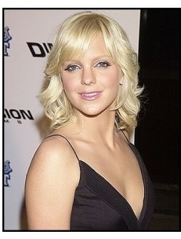 "Anna Faris at the ""Scary Movie 3"" premiere"