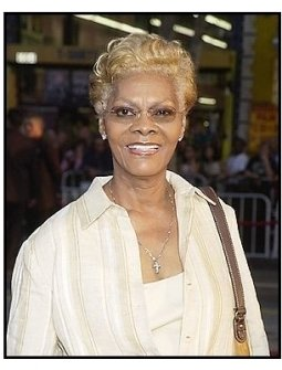 """Dionne Warwick at  """"The Fighting Temptations"""" premiere"""