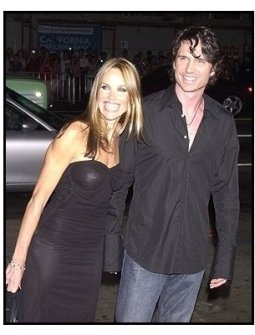 """Sarah Buxton and Shane Brolly at the """"Underworld"""" premiere"""