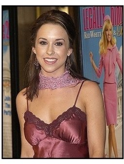 "Lacey Chabert at the ""Legally Blonde 2: Red White and Blonde"" premiere"