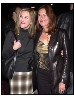Catherine O'Hara and JoBeth Williams at the Orange County premiere
