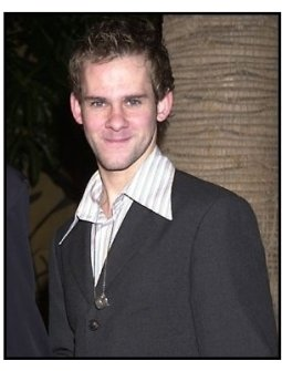 Dominic Monaghan at the The Lord of the Rings: The Fellowship of the Ring premiere