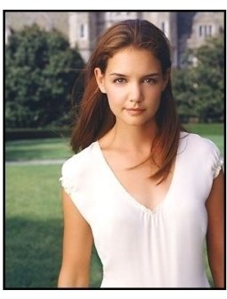 Dawson's Creek: Katie Holmes as Joey Potter