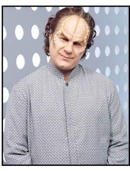 Enterprise: John Billingsley as Doctor Phlox