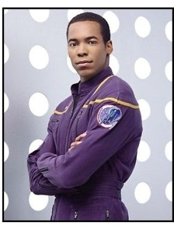 Enterprise: Anthony Montgomery as Ensign Travis Mayweather