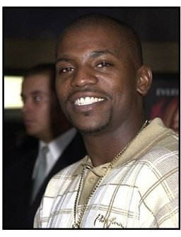 Mekhi Phifer at the O Othello premiere