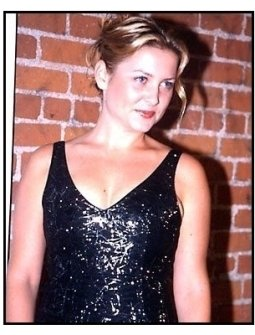 Jessica Capshaw at Back to School Night