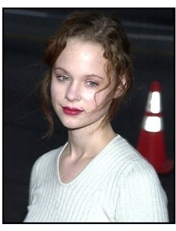 Thora Birch at The Others Premiere