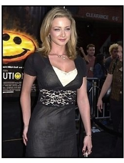 Katharine Towne at the Evolution premiere