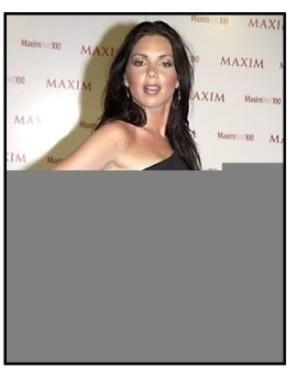Tessie Santiago at the Maxim Hot 100 Party