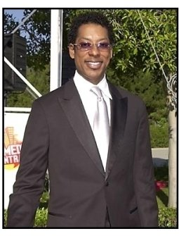 Orlando Jones at the 2001 American Comedy Awards