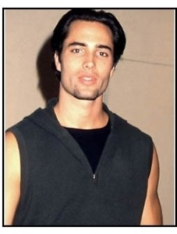 Victor Webster at The In Crowd premiere