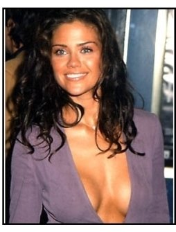Susan Ward at The In Crowd premiere