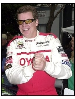Christopher McDonald at the 25th Annual Toyota Pro/Celebrity Race