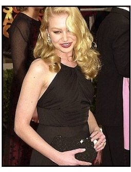 Portia de Rossi at the 2001 SAG Screen Actors Guild Awards