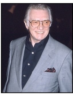 Alan Ford at the Snatch premiere