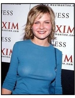 Kirsten Dunst at the 2000 Maxim Motel Party