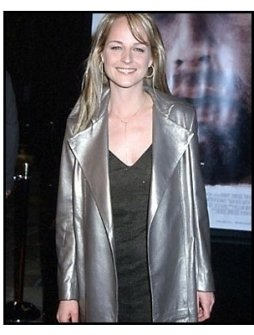 Helen Hunt at the Cast Away premiere