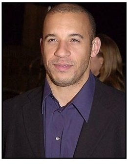 Vin Diesel at the 15 Minutes premiere