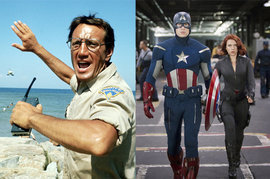 Jaws, The Avengers