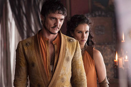 Pedro Pascal, Game of Thrones