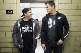 22 Jump Street, Channing Tatum and Jonah Hill